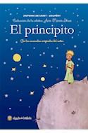 Papel PRINCIPITO (CON LAS ACUARELAS ORIGINALES DEL AUTOR) [TAPA AZUL] (CARTONE)