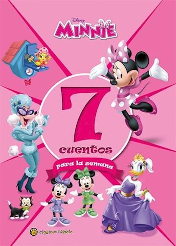 Papel Minnie 7 Cuentos Para La Semana