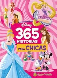 Libro Disney 365 Historias Para Chicas