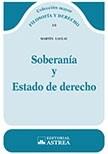 Libro Soberania Y Estado De Derecho