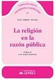 Libro La Religion En La Razon Publica
