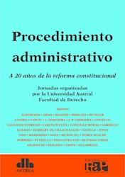 Libro Procedimiento Administrativo