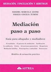 Libro Mediacion Paso A Paso