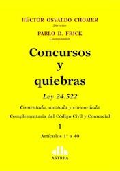 Libro Concursos Y Quiebras ( 3 Tomos )