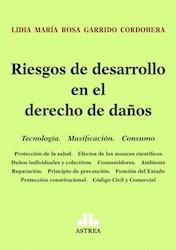 Libro Riesgos De Desarrollo En El Derecho De Da/Os