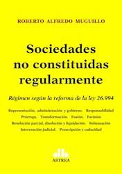 Libro Sociedades No Constituidas Regularmente