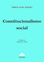 Libro Constitucionalismo Social