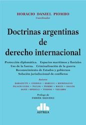 Libro Doctrinas Argentinas De Derecho Internacional