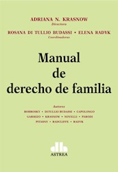 Libro Manual De Derecho De Familia