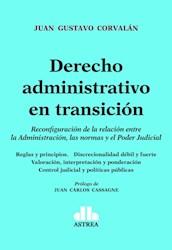 Libro Derecho Administrativo En Transicion