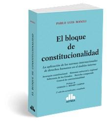 Libro El Bloque De Constitucionalidad