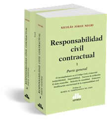 Libro Responsabilidad Civil Contractual ( 2 Tomos )