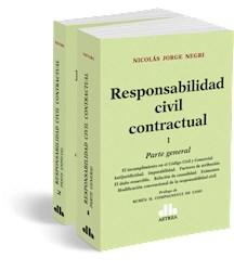 Libro Responsabilidad Civil Contractual ( 2 Tomos )