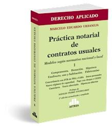 Libro Practica Notarial De Contratos Usuales