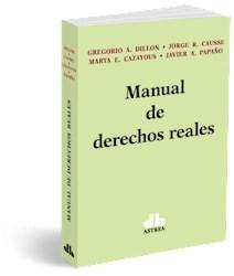 Libro Manual De Derechos Reales