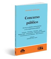 Libro Concurso Publico
