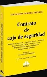 Libro Contrato De Caja De Seguridad