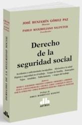 Libro Derecho De La Seguridad Social