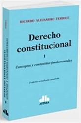 Libro Derecho Constitucional ( Tomo 1 )