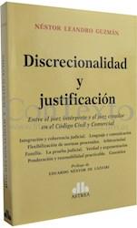 Libro Discrecionalidad Y Justificacion