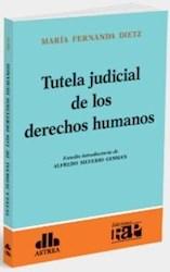 Libro Tutela Judicial De Los Derechos Humanos