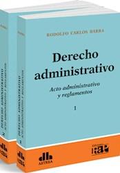 Libro Derecho Administrativo ( 2 Tomos )