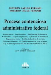 Libro Proceso Contencioso Administrativo Federal
