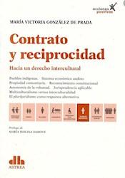 Libro Contrato Y Reciprocidad