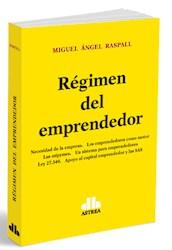 Libro Regimen Del Emprendedor