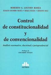 Libro Control De Constitucionalidad Y Convencionalidad