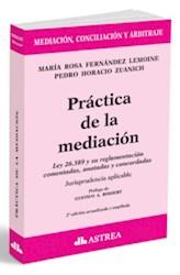Libro Practica De La Mediacion