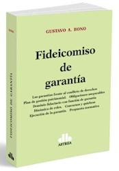 Libro Fideicomiso De Garantia