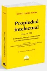 Libro Propiedad Intelectual ( Ley Numero 1172 )