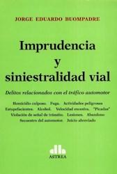 Libro Imprudencia Y Siniestralidad Vial
