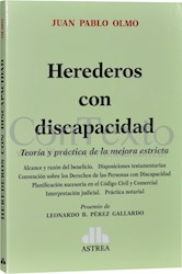 Libro Herederos Con Discapacidad