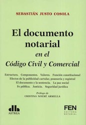 Libro El Documento Notarial