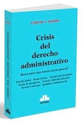 Libro Crisis Del Derecho Administrativo