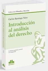 Libro Introduccion Al Analisis Del Derecho