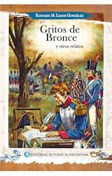E-book Gritos de bronce : y otros relatos