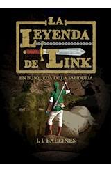 Papel LEYENDA DE LINK EN BUSQUEDA DE LA SABIDURIA (RUSTICA)