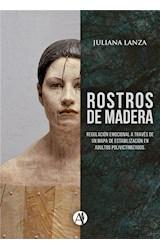 E-book ROSTROS DE MADERA