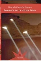 Papel ROMANCE DE LA NEGRA RUBIA