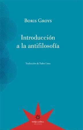 Papel Introducción A La Antifilosofía