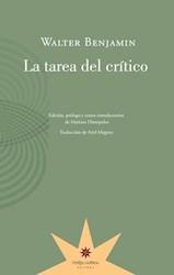 Libro La Tarea Del Critico