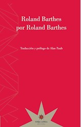 Papel ROLAND BARTHES POR ROLAND BARTHES