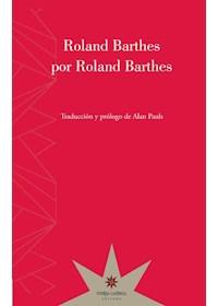 Papel Roland Barthes Por Roland Barthes