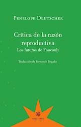 Libro Critica De La Razon Productiva