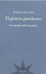 Libro El Genero Gauchesco