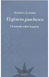 Papel EL GENERO GAUCHESCO