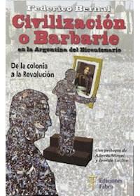 Papel Civilizacion O Barbarie
